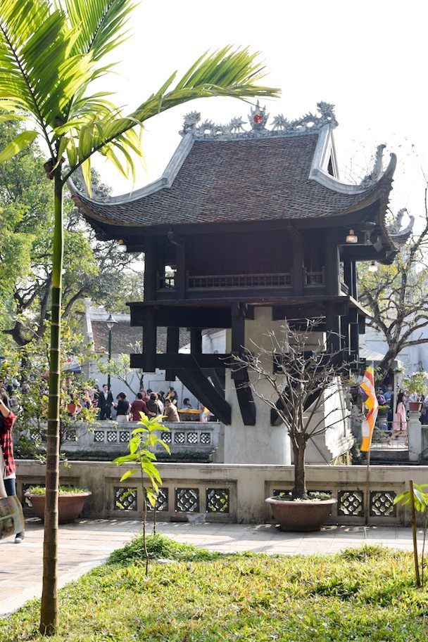 Visiting Hanoi during Tet Lunar New Year, One Pillar Pagoda, Ho Chi Minh, West Lake, Visiting Hanoi during Tet (Lunar New Year), Visit Vietnam, Vietnam, Hanoi, Tet, Year of the Rooster, Things to do in Hanoi