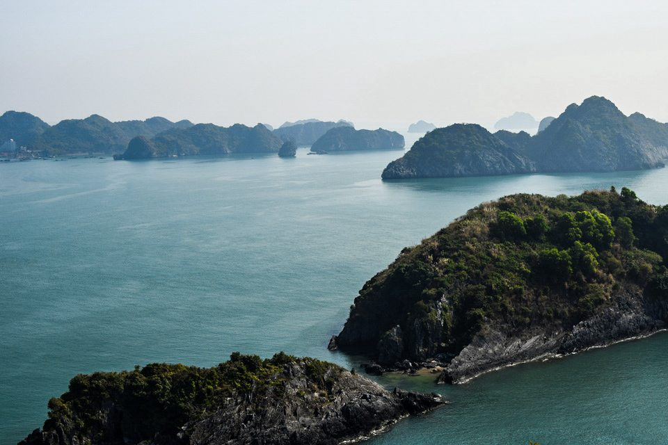 Everything you need to know about Halong Bay, Halong Bay, Tours in Halong Bay, View over Halong Bay, Facts about Halong Bay, Hike in Halong Bay