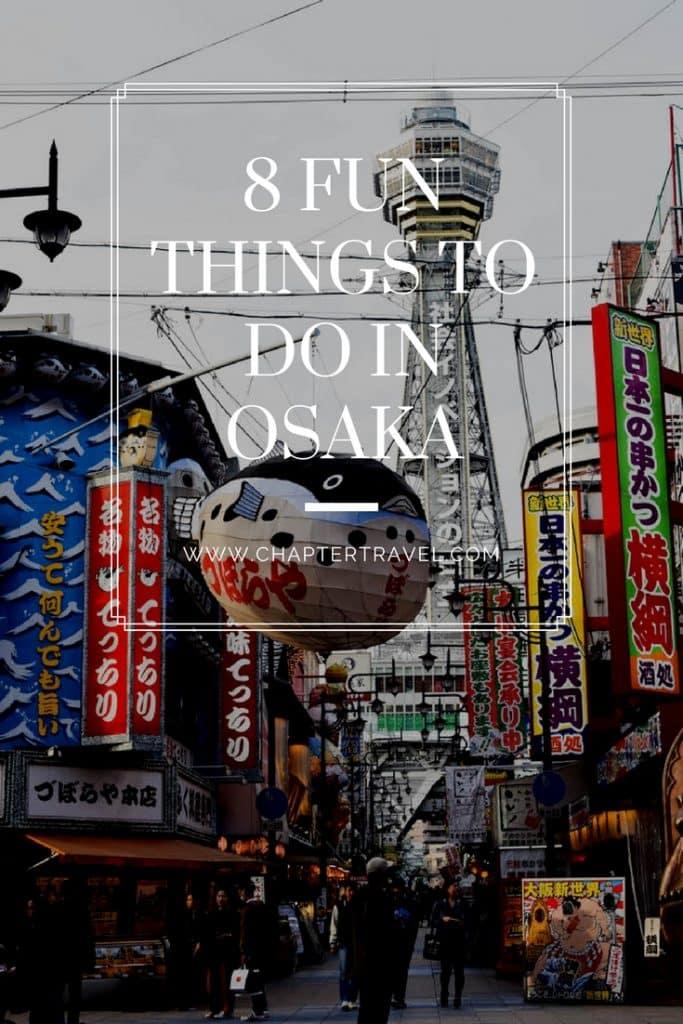 Things to do in Osaka, activities in Osaka, Shinsekai, Marriott Osaka miyako, Nara, Kyoto, harks 300, Osaka castle, dotonbori, minoo park
