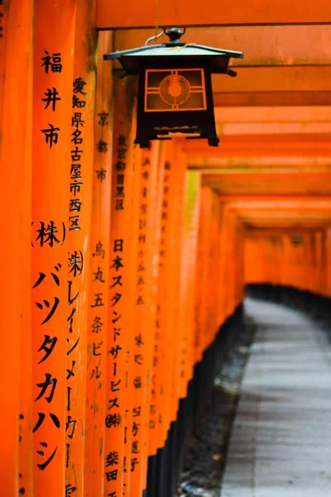 Things to do in Osaka, Kyoto, Fushimi Inari-Taisha