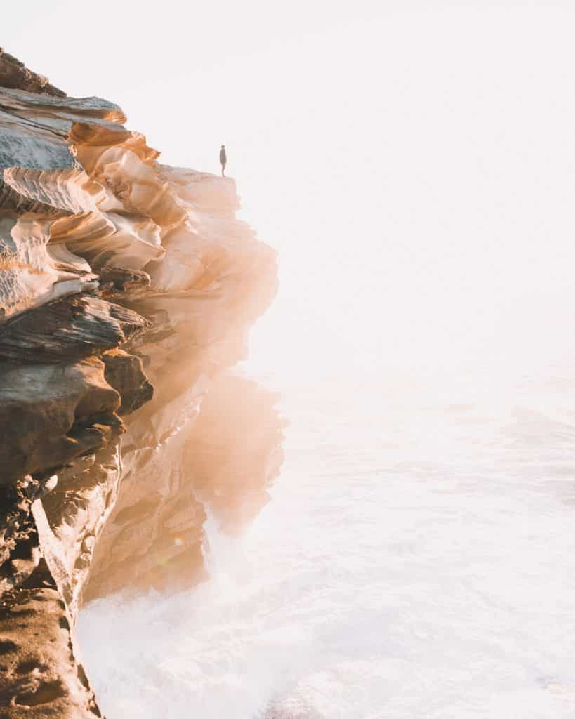 North Maroubra Headland, Sydney, Australia, Interview of the Month July with Lachie