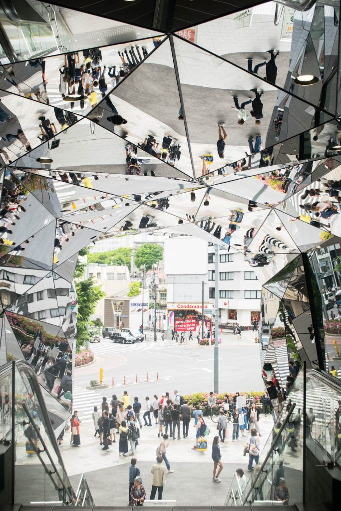Omotesando entrance, 10 fun things to do in Japan, Shibuya Crossing, Ueno Park, Kawasaki Warehouse, Harajuku, Ginza, Golden Gai, Akihabara Electric Town, Gotokuji Temple, Sensoji Temple, Pompompurin Cafe