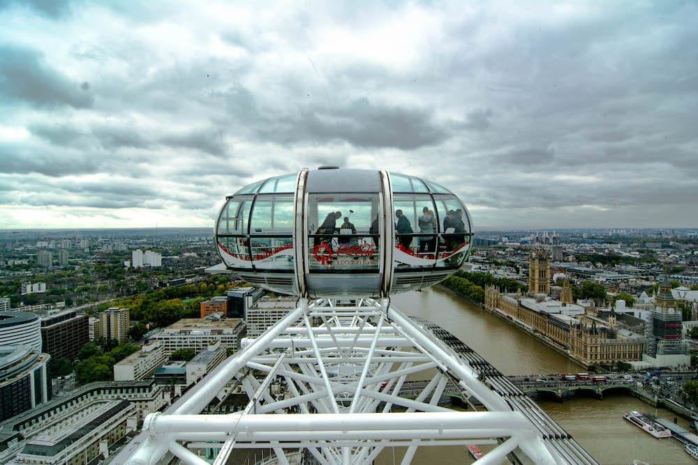 9 fun things to do in London during a long weekend, fun things to do in London, Short visit London, London Inspiration, Kew Gardens London, The Shard London, Coca-Cola London Eye, Royal Botanical Gardens Kew, Wembley Stadium London, Pingpong Bounce, Chiswick London, Drink cocktails at Eighteen Sky Bar, Explore Carnaby London, Whyte and Brown London, Kingly Court London, We Built This City, Ella Masters,