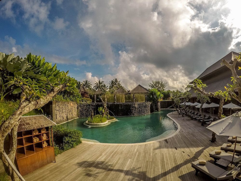 Desa Visesa is a brand new resort located in the cultural centre of Bali, Ubud. Surrounded by rice paddies and Balinese villages, this hotel is the ultimate escape for couple's wanting to relax in perfect serenity.