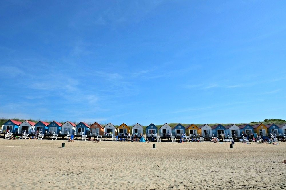 Have a great beach day in Zeeland