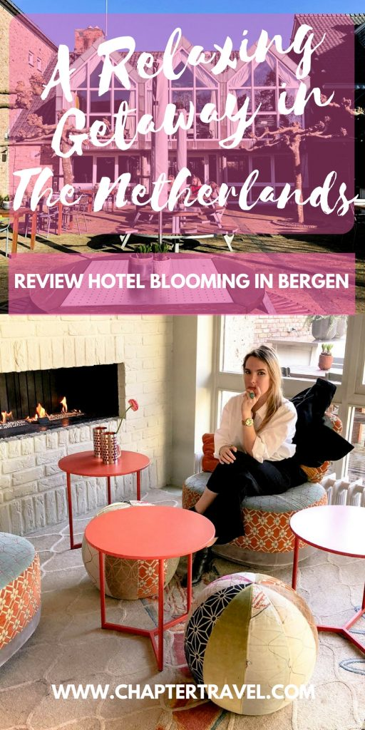 If you're looking for the perfect getaway in the Netherlands, consider Hotel blooming in Bergen!
