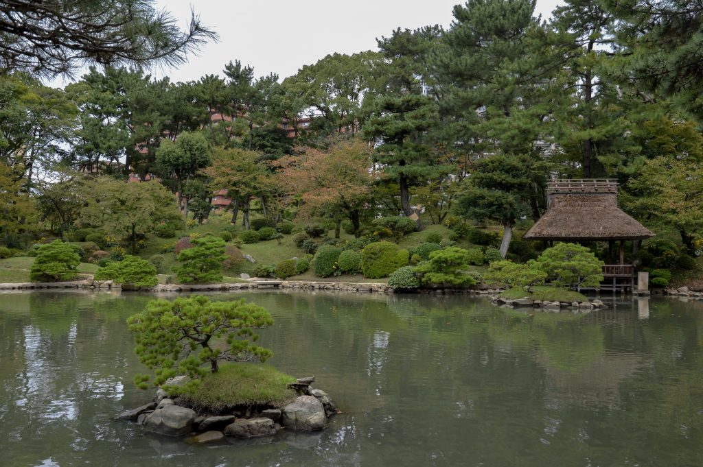 Looking for a less touristy place in Japan? Try Shukkeien Garden in Hiroshima!