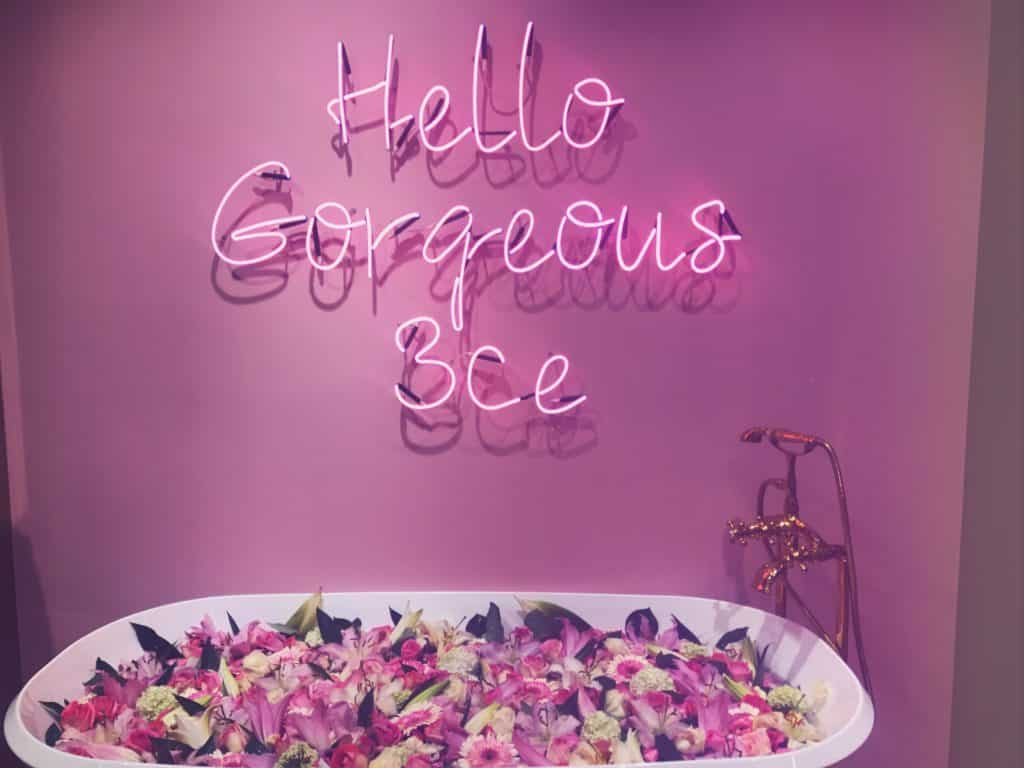 StyleNanda Pink Pool Cafe in Myeongdong is such a Instagram worthy café in Seoul.