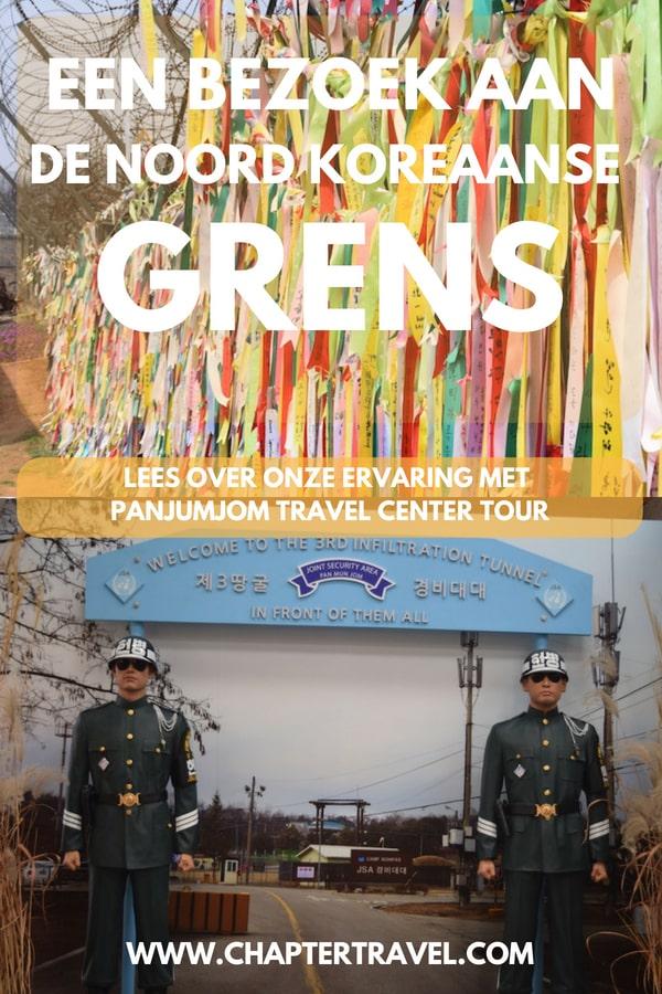 Wil je de DMZ bezoeken, ofwel de grens tussen Noord-Korea en Zuid-Korea? In dit artikel delen we onze ervaring!